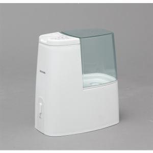 アイリスオーヤマ KSK-260D-G 加熱式加湿器 グリーン