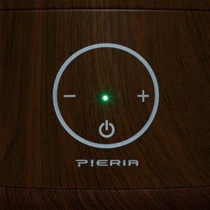 ドウシシャ SWK-3011DWD 超音波加湿器 PIERIA(ピエリア)  ダークウッド