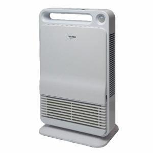 テクノス TS-800 人感センサー付き消臭セラミックファンヒーター 800W ホワイト