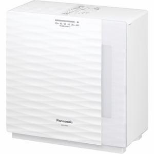 パナソニック FE-KFR07-W ヒーターレス気化式加湿機 プレハブ洋室:19畳/木造和室:12畳 ミルキーホワイト