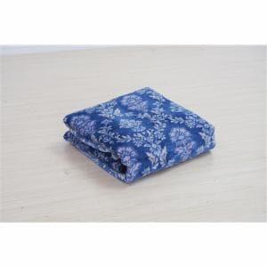 ヤマゼン YMKD1818 電気掛敷毛布   ブルー