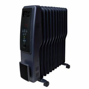 テクノス TOHD1102K オイルヒーター   ブラック