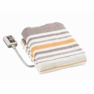 広電 CWS552-HB 電気毛布 しき 室温センサー 化繊