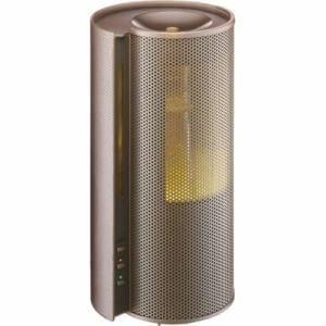 ドウシシャ DKHT-301-CGD 加湿器 d-design ハイブリッド(加熱+超音波)式 シャンパンゴールド