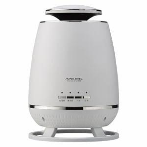 アピックス APH-360-WH セラミックヒーター   ホワイト