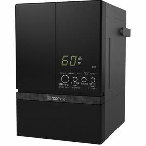 三菱重工 SHE60RD-K roomist(ルーミスト) スチームファン蒸発式加湿器 木造10畳まで/プレハブ洋室17畳まで 加湿量600mL/h ブラック