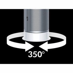 ダイソン HP04BNN 空気清浄ファンヒーター Dyson Pure Hoot+Cool ブラック/ニッケル