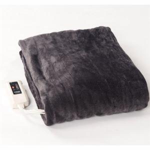 山善 YMKMF42 電気掛け敷き毛布