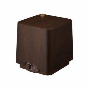 ドウシシャ KWU-3031DWD 超音波加湿器   ダークウッド
