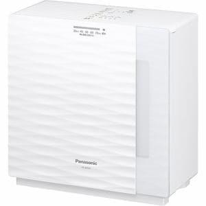 パナソニック FE-KFS07-W ヒーターレス気化式加湿機 プレハブ洋室:19畳/木造和室:12畳 ミルキーホワイト