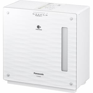 パナソニック FE-KXS05-W ヒーターレス気化式加湿機 ナノイー搭載 プレハブ洋室:14畳/木造和室:8.5畳 ミスティホワイト