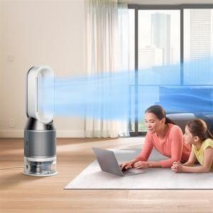 加湿器 ダイソン 空気清浄機 空気清浄ファン  PH01WS Pure Humidify + Cool 加湿空気清浄機 Dyson