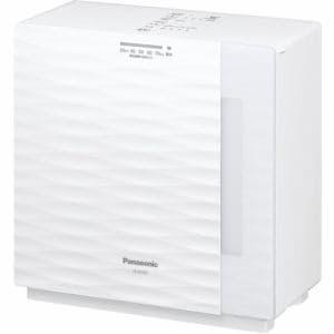 加湿器 パナソニック  気化式 大容量  FE-KFT07-W ヒーターレス気化式加湿機 プレハブ洋室 19畳 木造和室 12畳 ミルキーホワイト