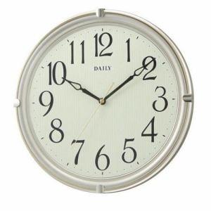 シチズン 8MGA23DA18 掛け時計 デイリーM23 シャンペンゴールド