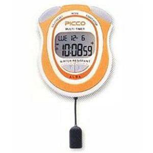 アルバ ADME005 デジタルストップウォッチ 「ピコ マルチタイマー」