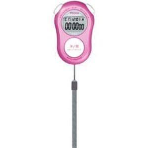 アルバ ADMG005 (ピンク) ストップウオッチ 「ピコ スクールマスター」