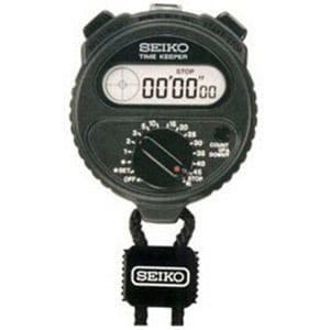 セイコー SSBJ018 デジタルストップウオッチ、タイマー付き(最小測定単位1/100秒)