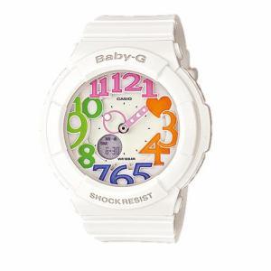 カシオ BGA-131-7B3JF Baby-G(Neon Dial Series(ネオンダイアルシリーズ))