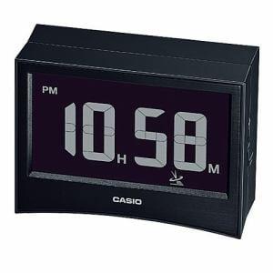 カシオ DQD-S01J-1JF 電波置時計 温・湿度計測機能 電子音アラーム(5段階変化) LEDライト付