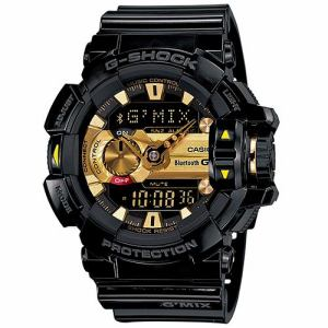 カシオ GBA-400-1A9JF G-SHOCK G´MIX Bluetooth SMART対応 Newモデル