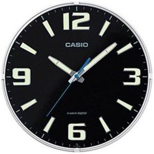 カシオ 電波掛け時計 IQ-1009J-1JF