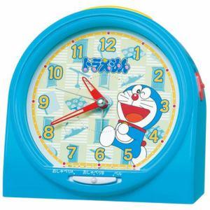 セイコークロック CQ137L キャラクター 目覚し時計 おしゃべりアラーム(スヌーズ付) スイープセコンド ライト付