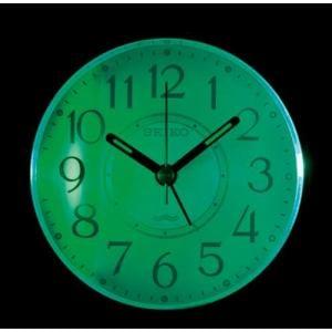 セイコークロック KR331W 電波目覚し時計 白パール塗装 ステップセコンド おやすみ秒針 オートスヌーズ機能