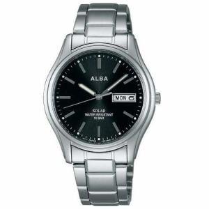 セイコー AEFD540 ALBA アルバ SOLAR ペアモデル(メンズ)