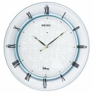 セイコークロック FS503W キャラクター掛時計 SEIKO  白パール塗装