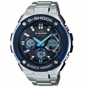 カシオ GST-W100D-1A2JF G-SHOCK G-STEEL(Gスチール)Newモデル