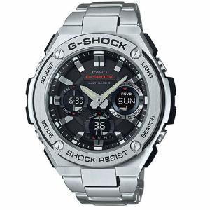 カシオ GST-W110D-1AJF G-SHOCK G-STEEL Gスチール Newモデル