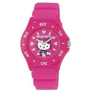 CITIZEN キャラクター腕時計 「ハローキティ」 VQ75-430