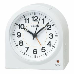 セイコークロック KR894W 目覚まし時計 スタンダード