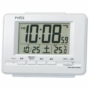 セイコークロック NR535H デジタル時計 温度・湿度表示付き