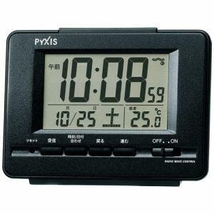 セイコークロック NR535K デジタル時計 温度・湿度表示付き
