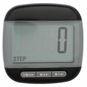 CREPHA TS-P003-BK 歩数計