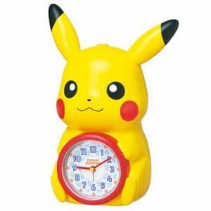 セイコークロック JF379A キャラクター 目覚し時計 おしゃべりアラーム(モニター機能付) ステップセコンド