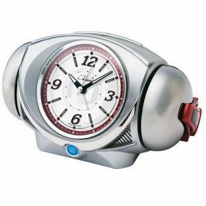 セイコークロック CQ141S 目覚し時計 スイープセコンド スヌーズ ルミブライト(時分針) キャラクター目覚し時計