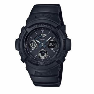 カシオ AW-591BB-1AJF G-SHOCK AW-591シリーズ Black Out Basic Newモデル