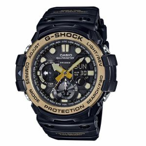 カシオ GN-1000GB-1AJF G-SHOCK GULFMASTER MASTER OF G Vintage Black & Gold