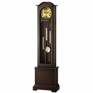 リズム時計 4RN418RH06 HiARM-418R 電波ホールクロック(スリーウェイブ機能搭載) 飾り振子 前扉式
