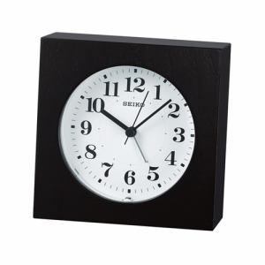 セイコークロック KR501K 目ざまし時計 スタンダード
