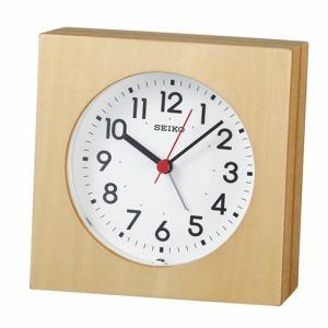セイコークロック KR501A 目ざまし時計 スタンダード