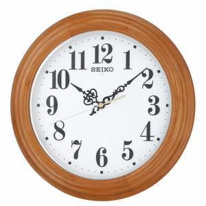 セイコークロック KX228A 夜でも見える 電波掛け時計