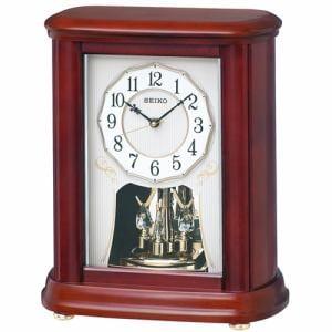 セイコークロック BY242B 電波置時計 スタンダード