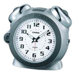 カシオ 目覚まし時計 「SLEEP BUSTER」 TQ-645S-8JF