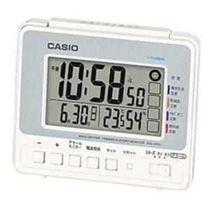 カシオ 電波目覚まし時計 「デスクトップ電波クロック」 DQL-250J-8JF
