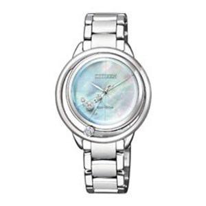 シチズン ソーラー時計 L(エル) 「オアシス」 EW5521-81D