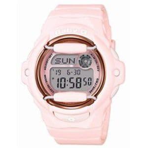 カシオ Baby-G(ベイビージー) 「Pink Bouquet Series(ピンクブーケシリーズ)」 BG-169G-4BJF