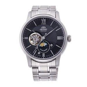 オリエント時計 オリエント(Orient)クラシック 「SUN&MOON セミスケルトン」 RN-AS0001B